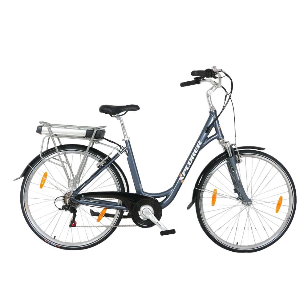 """E-bike Xplorer Silver Line Lady 28"""""""