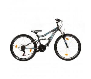 """Fahrrad MTB IRON BLACK 26"""""""