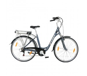 E-bike Xplorer Silver Line Lady 26""