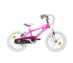 "XPLORER KIDS BIKE X-TEAM PRO 16"" PINK"