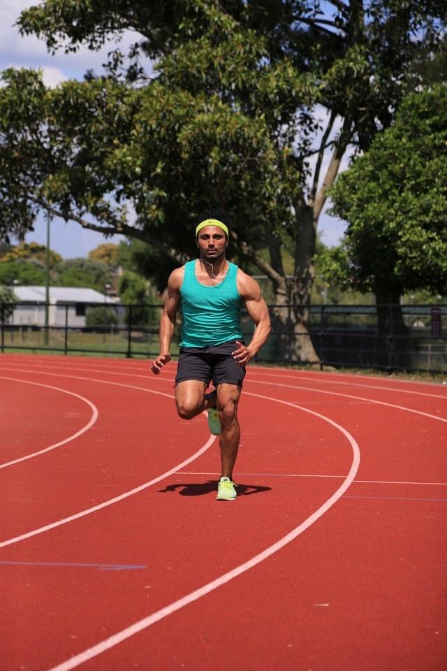 Workout on Treadmill5